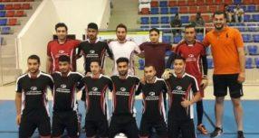 رئيس الاتحاد العماني يرعى نهائي بطولة كأس المحترفين لكرة الصالات