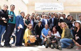 راشيا اللبنانية تستقبل الإعلاميين في عرس الوطن